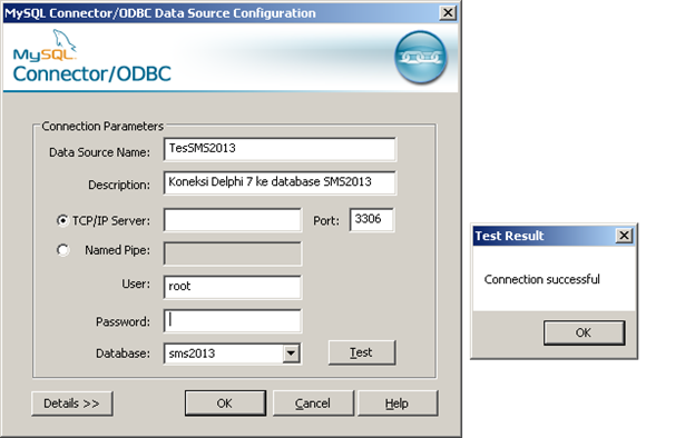 DELPHI MYSQL ODBC 3.51 DRIVER DOWNLOAD
