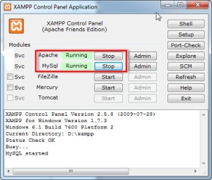 Memanggil file php dengan task scheduler windows 02